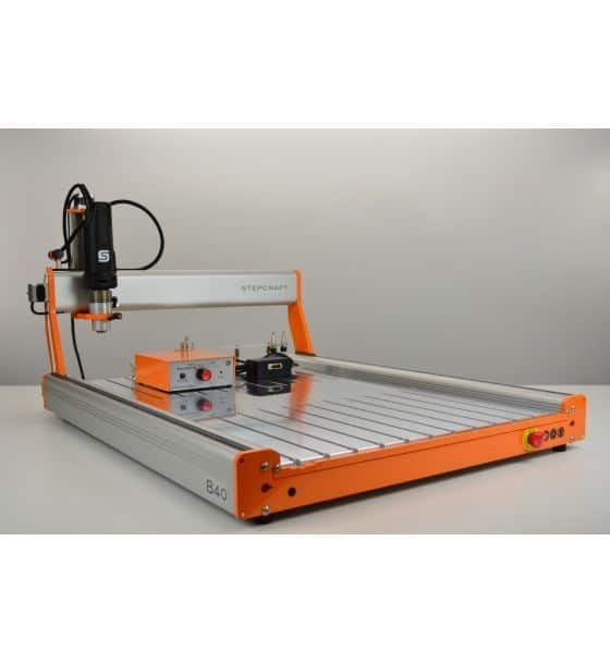 STEPCRAFT D.840 33 x 23.5 Complete System CNC Machine Package (Fully-Assembled)
